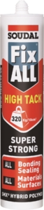 High Tack Multi Purpose Adhesive