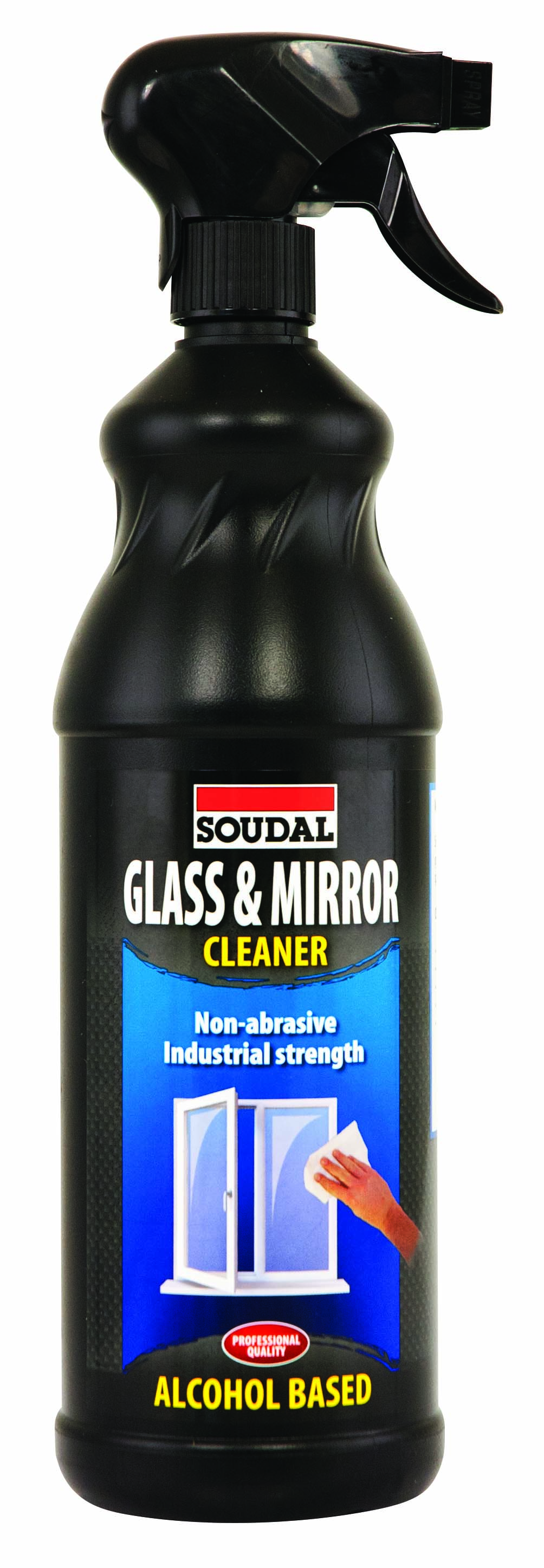 Alcohol Based Glass Cleaner