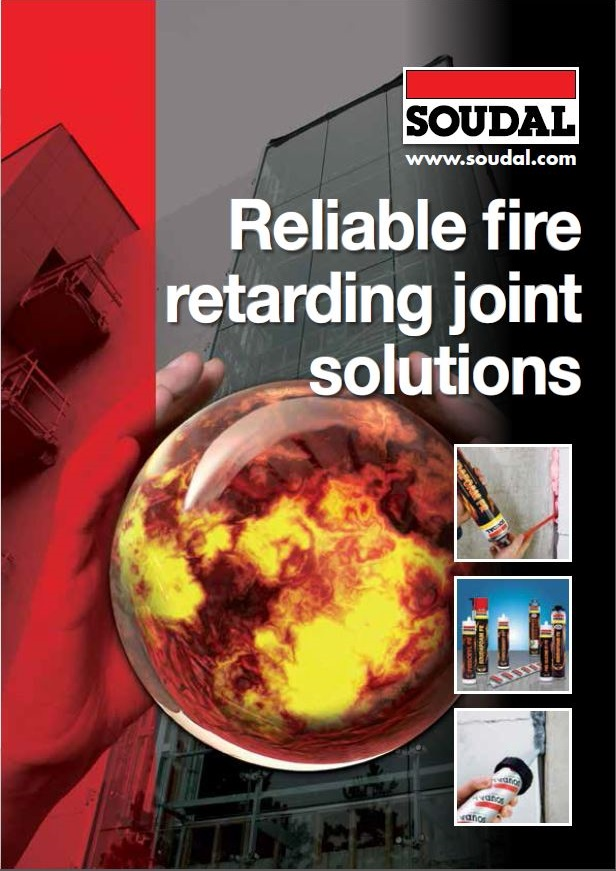 Soudal Fire Retarding Joint Solutions