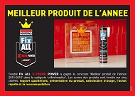Soudal Fix ALL X-treme Power product van het jaar 2015-2016