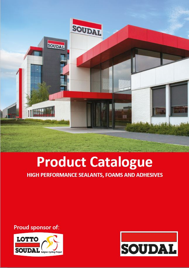 Soudal UK Professional Product Guide