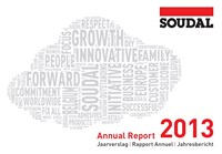 Soudal Annual Report 2013