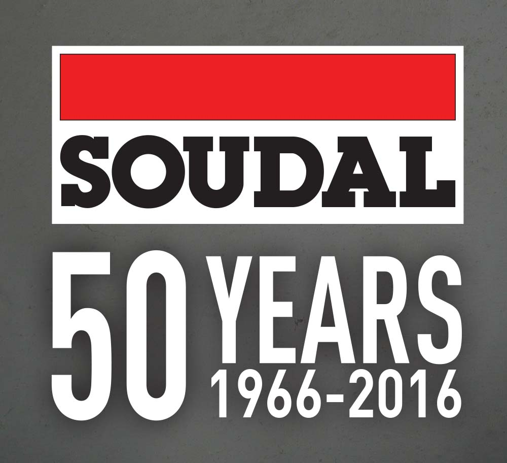 Soudal 50 years