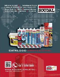 Soudal Chile Catálogo Profesional 2016