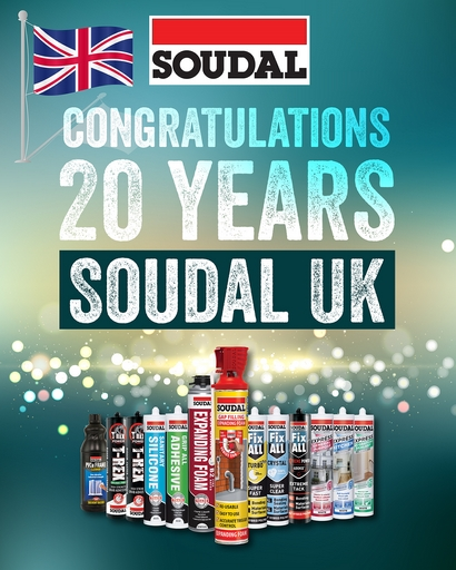 Soudal UK 20 years