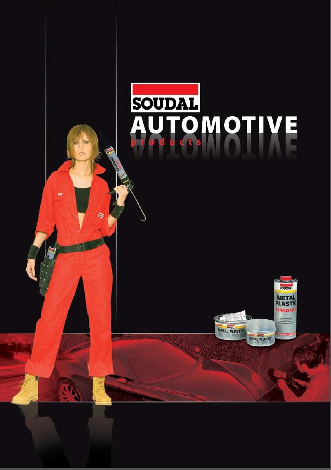 Soudal UK Automotive Products