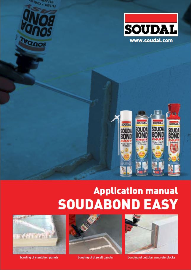 Soudabond Easy Application Guide