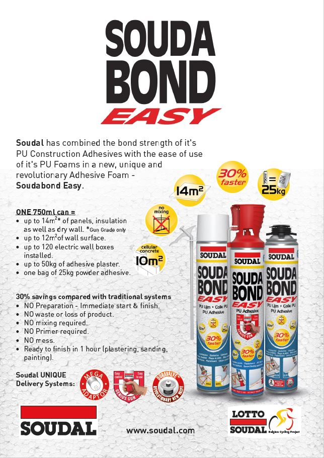 Soudabond Easy A5 Flyer